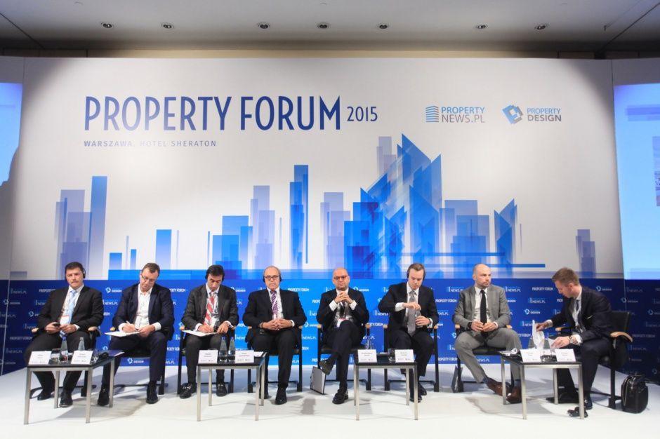 Prawnicy CAUSA FINITA uczestniczyli w V Edycji Property Forum