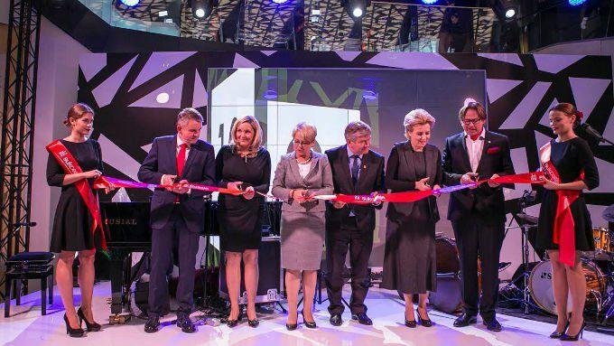 Centrum Handlowo-Rozrywkowe Sukcesja już otwarte