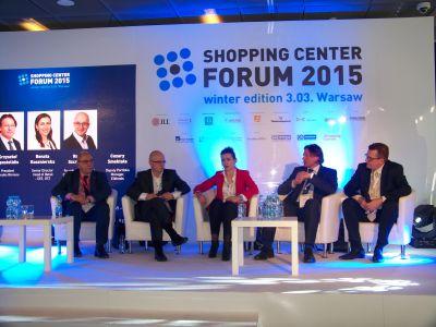 Shopping Center Forum 2015 Winter Edition