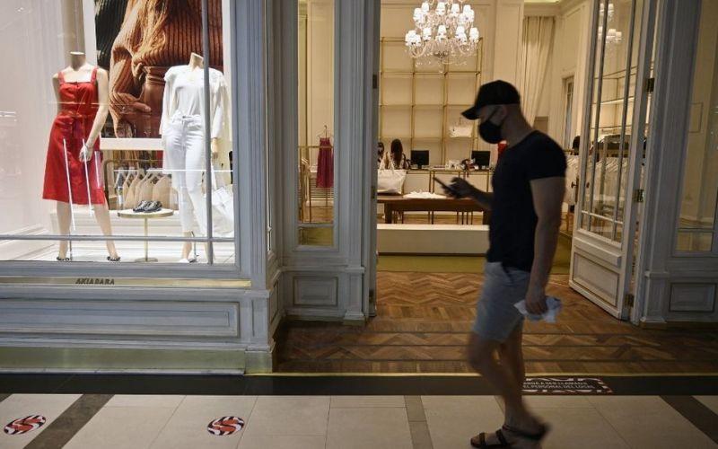 Centra handlowe mogą zająć towar bankrutujących sklepów
