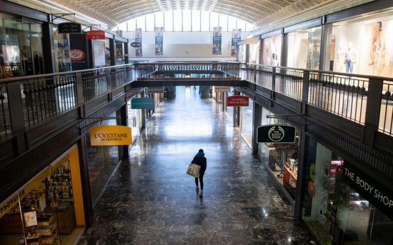 Epidemia koronawirusa powoduje konflikty najemców z galeriami handlowymi